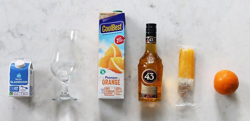 Split cocktial 43 ingredienten