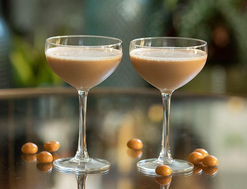 Salted Caramel Martini foto